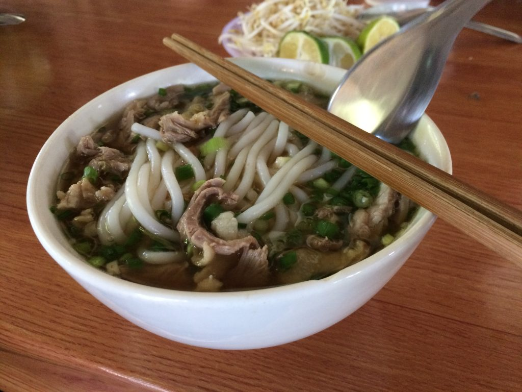 Bún Vịt Làng Hà Giang