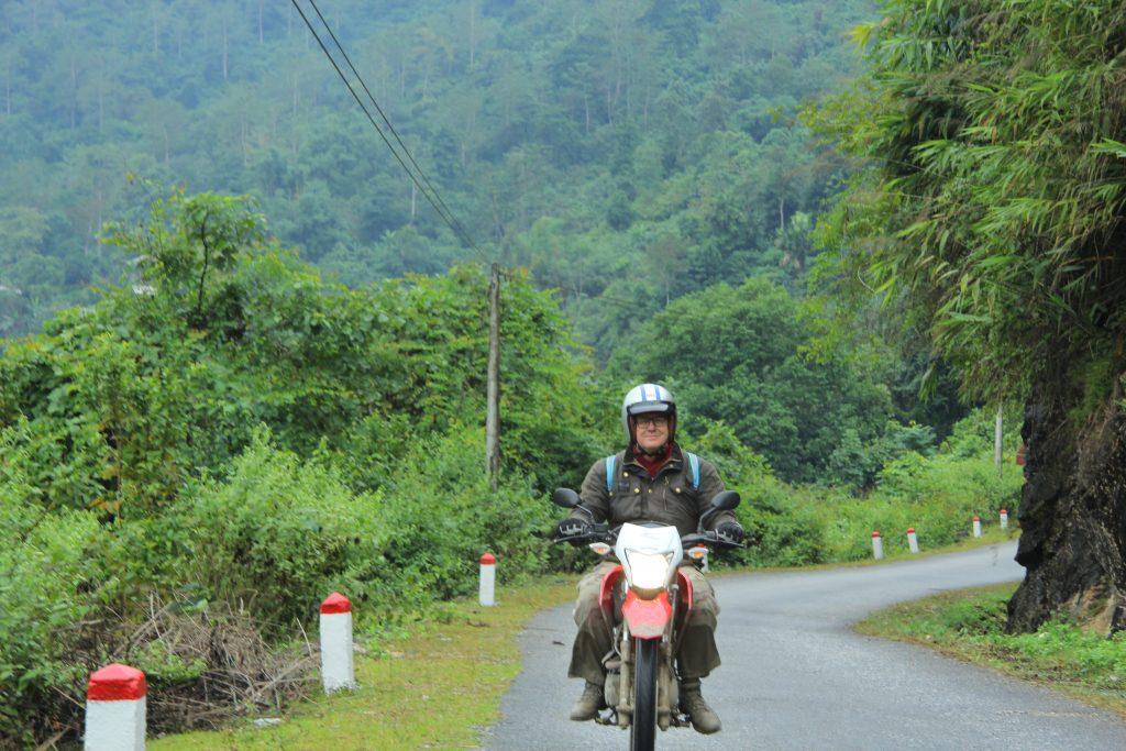 Thuê xe máy đi phượt ở Hà Giang