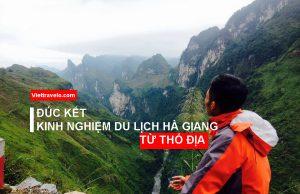 Đúc kết kinh nghiệm du lịch Hà Giang tự túc từ mình!