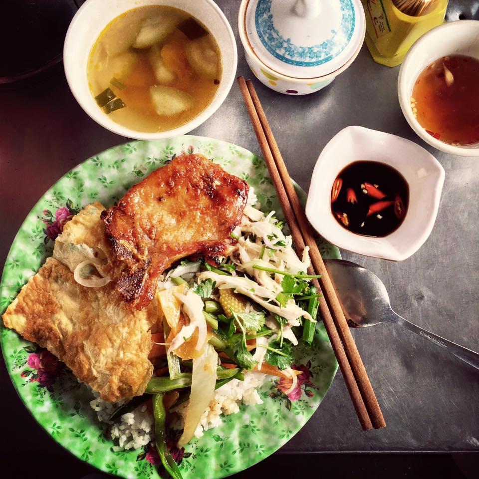 Ăn cơm nhà Dì Hai - kinh nghiệm du lịch đảo Lý Sơn
