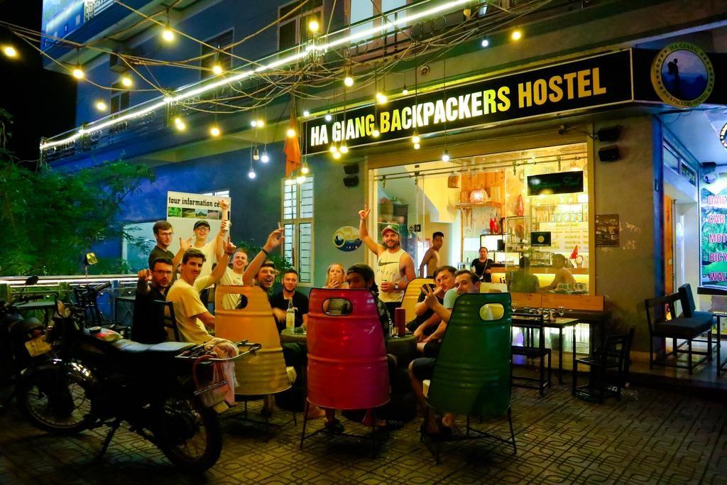 Hà Giang backpackers Hostel là một trong những nơi được phượt bụi trong nước va quốc tế yêu thích nhất ở Hà Giang