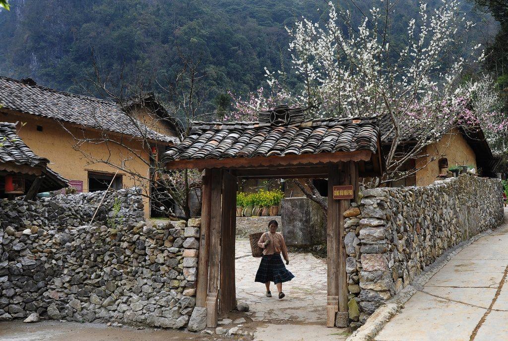 Nhà của Pao Hà Giang