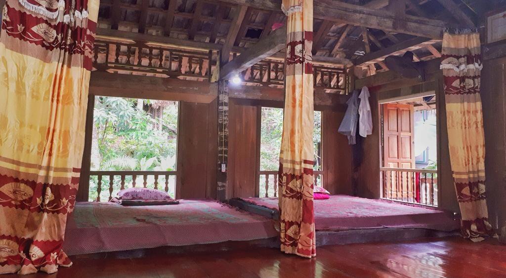 Không gian phòng nghỉ homestay Chung Thúy