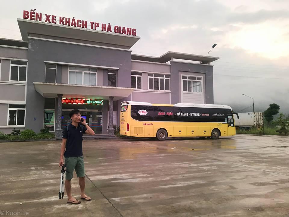 Bến xe Hà Giang