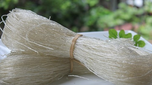Miến dong Bình Liêu, một trong những đặc sản không thể bỏ qua