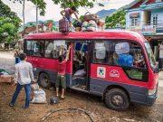 Tuyến Xe đi từ TP Hà Giang đi các huyện