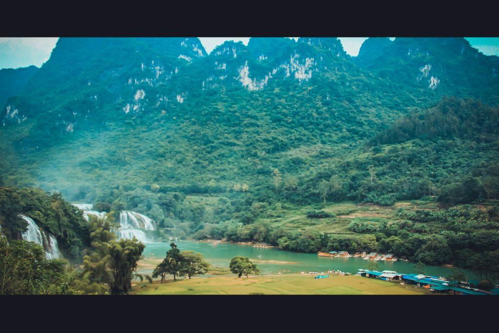 Du lịch Cao Bằng, Thác Bản Giốc