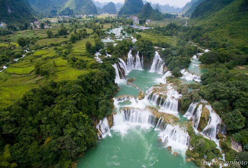Tour du lịch Cao Bằng đi Thác Bản Giốc