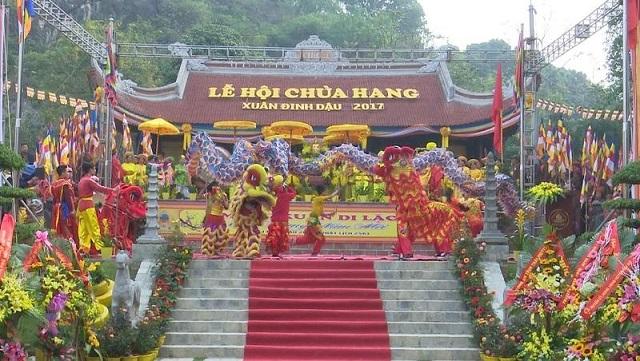 Lễ hội chùa Hang - Nên đi du lịch Thái Nguyên vào thời gian nào