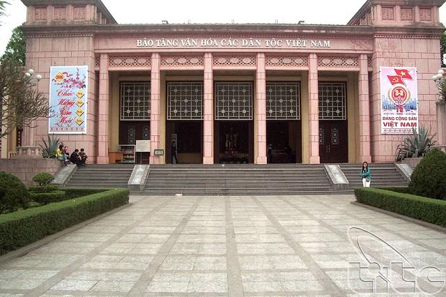 Bảo tàng văn hóa các dân tộc Việt Nam - Địa điểm du lịch Thái Nguyên không thể bỏ qua