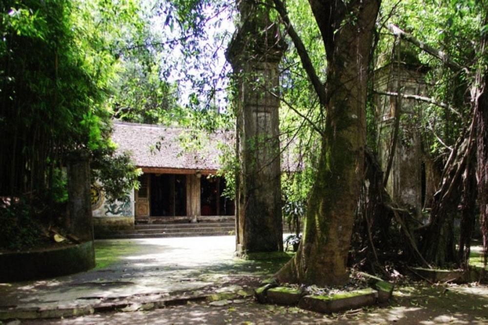 Đền Trúc Động - Ngọc Sơn