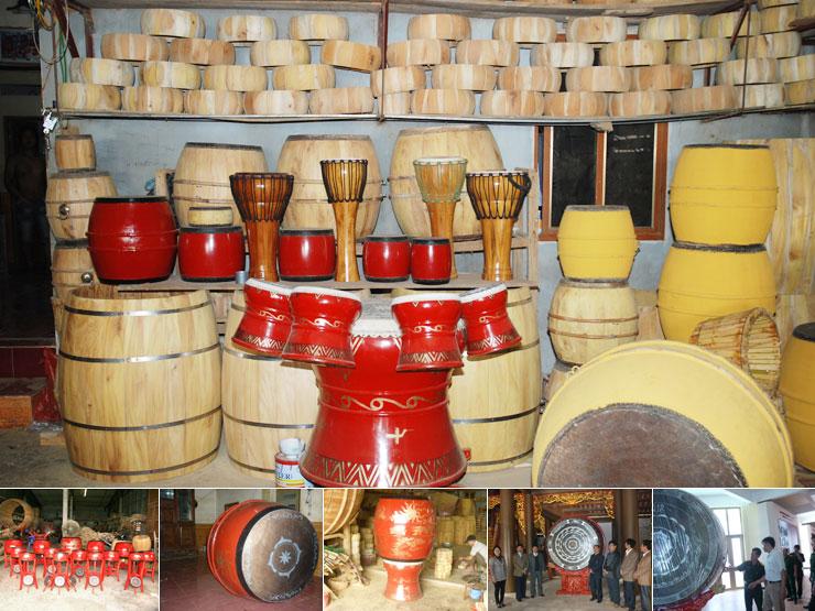Làng nghề truyền thống ở Hà Nam