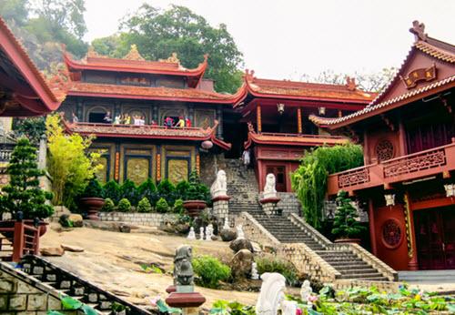 Chùa Phước Điền - địa điểm du lịch ở An Giang