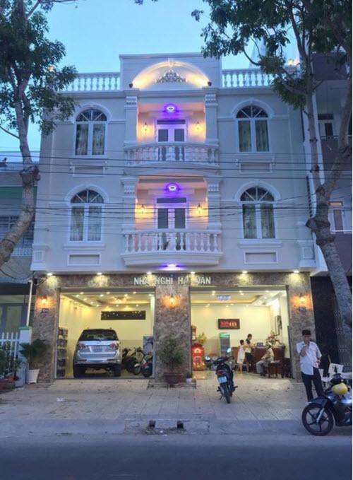 Hải Vân Guesthouse- khách sạn uy tín khi du lịch An Giang