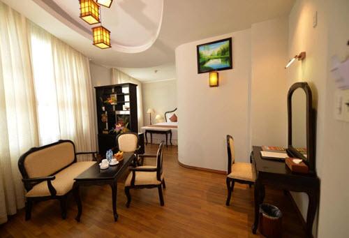 Hòa Bình 1 hotel - khách sạn uy tín khi du lịch An Giang