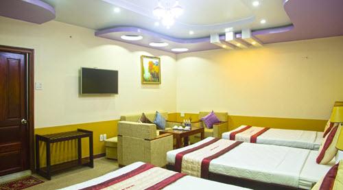 Hotel Ngọc Giang helen - khách sạn uy tín khi du lịch An Giang