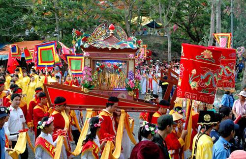 Lễ hội Vía Bà - Lễ hội du lịch An Giang