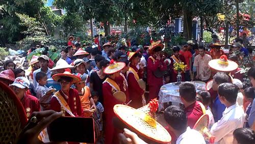 Hội ông Bảo Sanh ở Long Sơn - Lễ hội du lịch An Giang