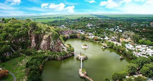 Núi Sập - địa điểm du lịch ở An Giang
