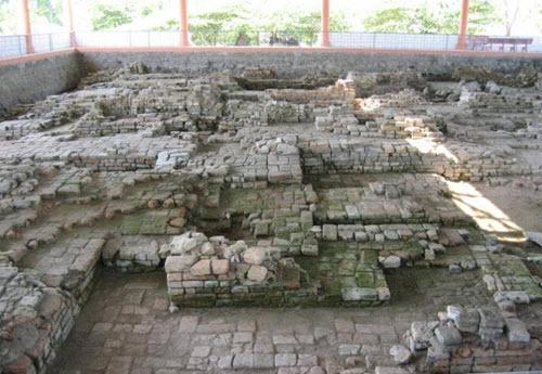Óc Eo - địa điểm du lịch ở An Giang
