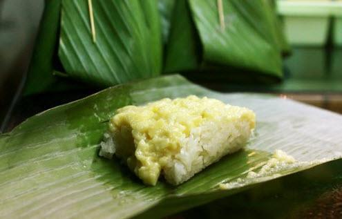 xôi xiêm - món ăn phải thử khi đi du lịch An Giang