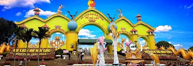 Du lịch Hồ Núi Cốc ở Thái Nguyên - Địa điểm du lịch ở Thái Nguyên