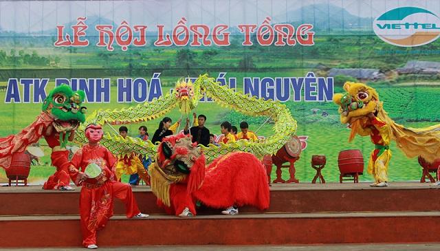 Lễ hội Lồng Tồng- thời điểm du lịch Thái Nguyên thích hợp
