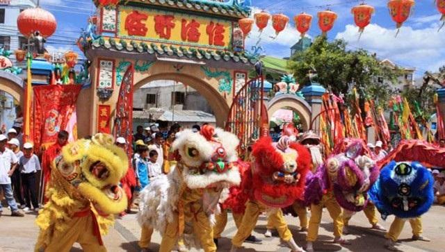 Lễ hội chùa Sơn Dược - Thời điểm du lịch Thái Nguyên thích hợp