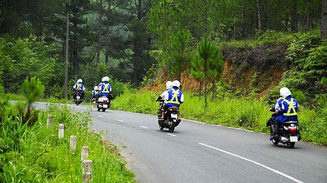 Phương tiện du lịch Thái Nguyên