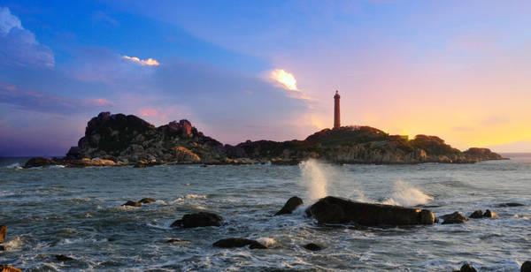 Ngọn Hải Đăng ở Kê Gà