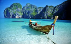 Hòn ngọc xanh Phuket. Ảnh Internet