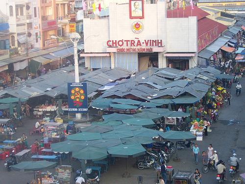 Chợ Trà Vinh