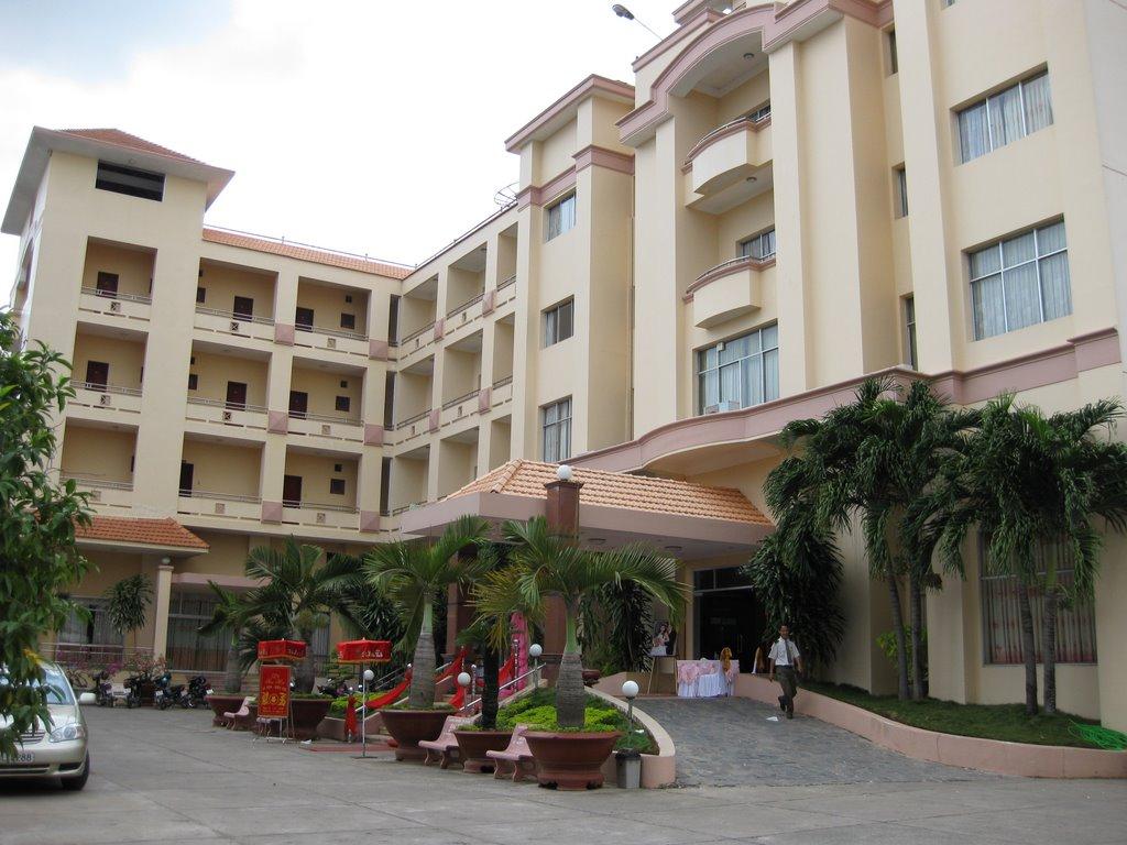 Khách sạn Cửu Long - một trong những khách sạn tốt nhất Trà Vinh