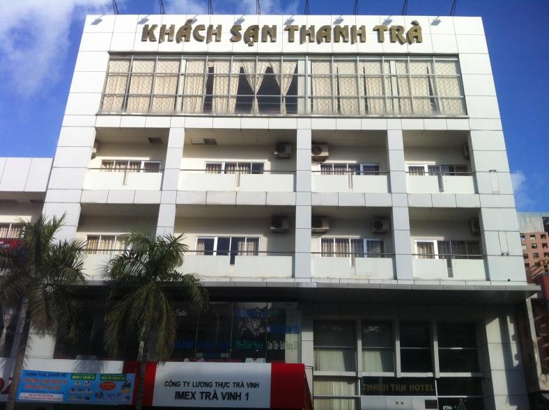 Khách sạn Thanh Trà - một trong những nới chừng chân tốt nhất tại Trà Vinh