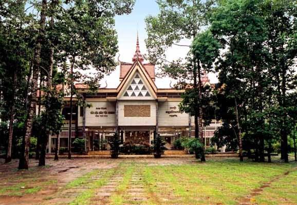 Bảo Tàng dân tộc Khrme