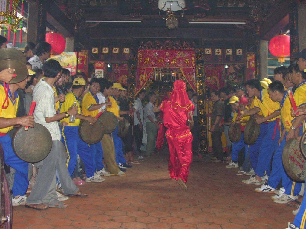 Vu lan thắng hội, lễ hội chùa ông Bổn