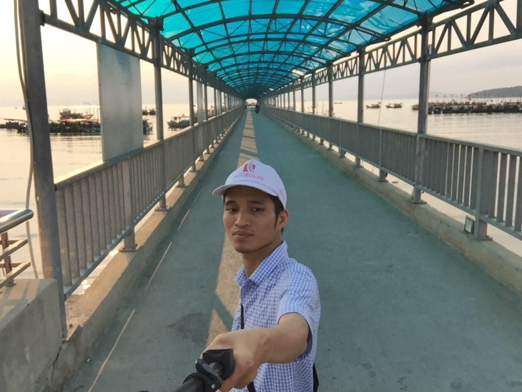 Cầu Cảng Cô Tô