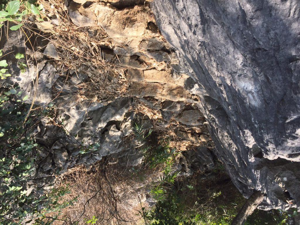 Đường leo núi Bài Thơ