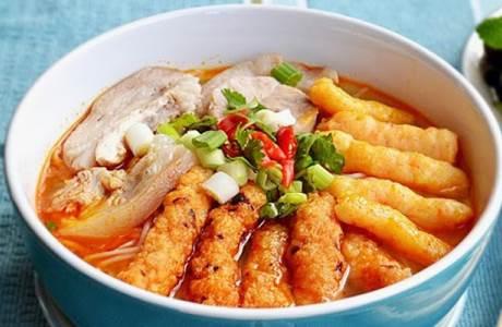 Bún Suông Trà Vinh, thơm ngon, hương vị rất riêng không nơi nào sánh được