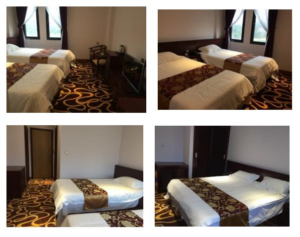 Khách sạn Hoàng Trung 3 sao ở TT Cô Tô