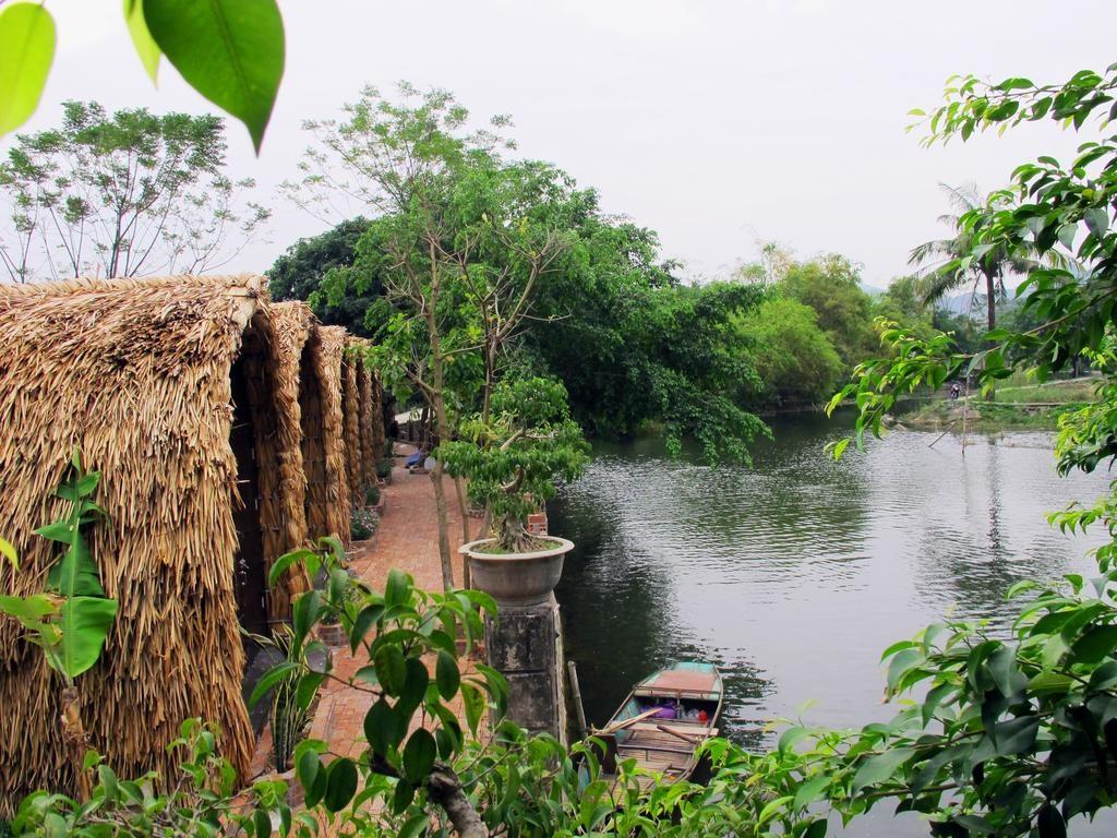 Tam Cốc Bungalow khu nghỉ dưỡng view sông đẹp bậc nhất ở Tam Cốc