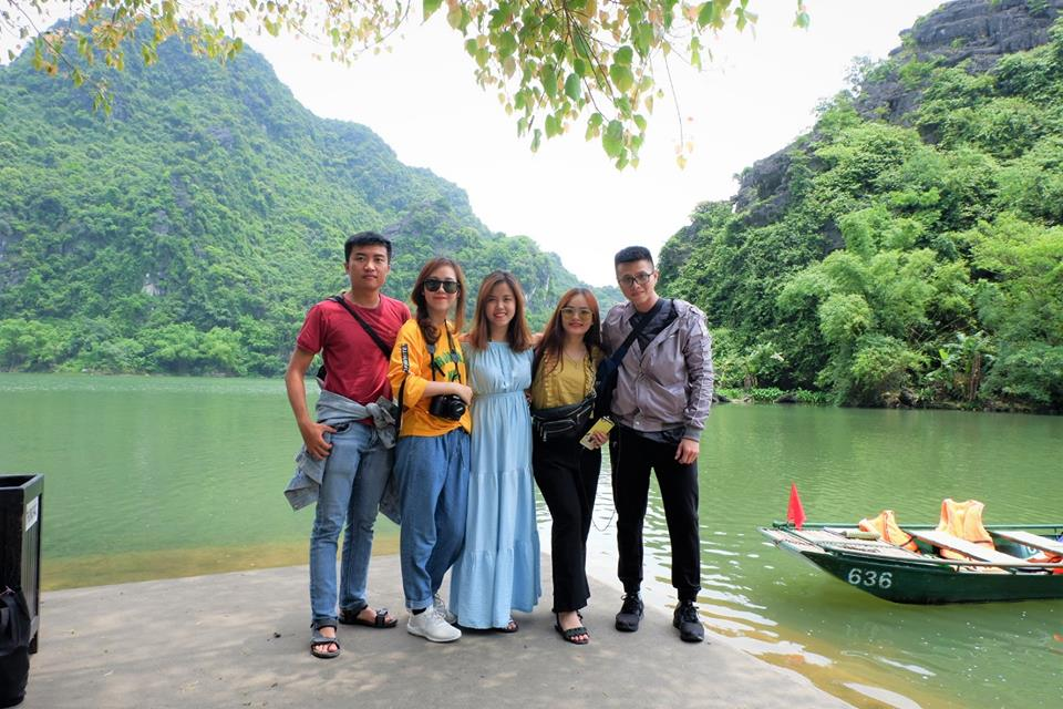 Bến đò Tràng An