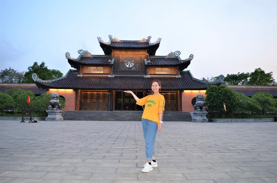 Cửa Tam Quan của chùa