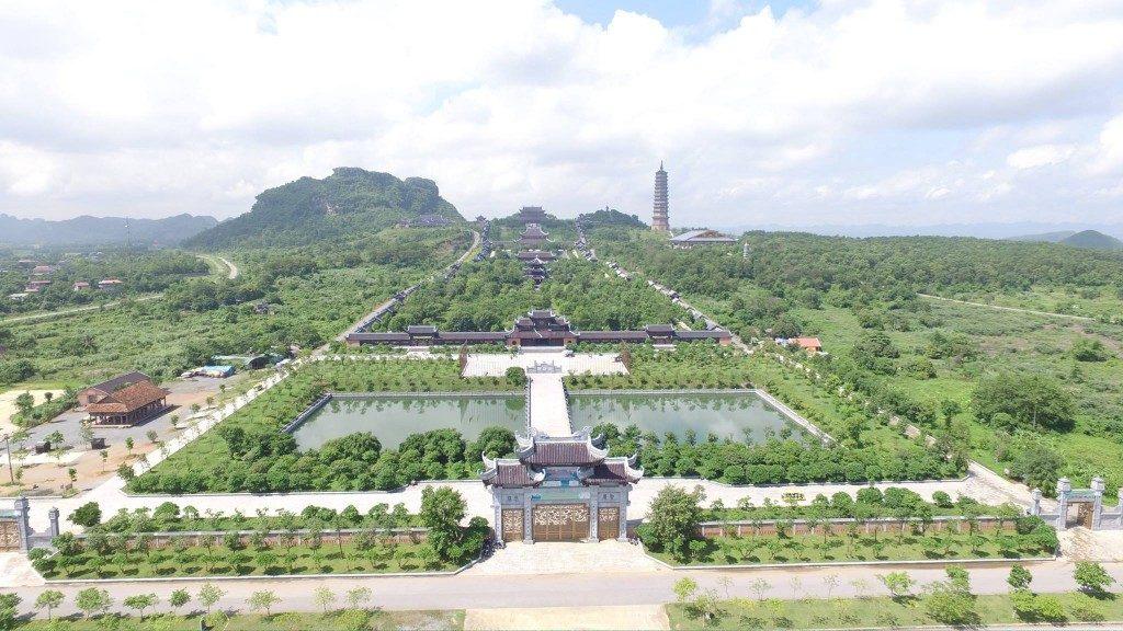 Chùa Bái Đính – Khu du lịch tâm linh lớn nhất Việt Nam