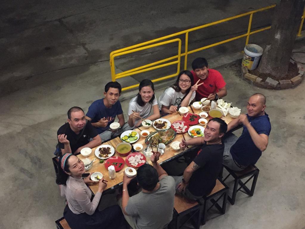 Không gian tổ chức BBQ ngoài trời cũng được đánh giá là rất độc đáo, được nhiều nhóm bạn ưa chuộng.