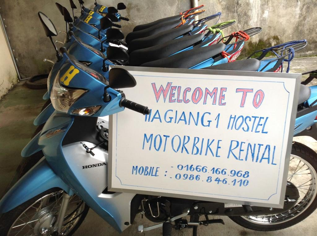 Hostel miễn phí 1/2 đêm cho các bạn thuê xe máy tại Hà Giang 1