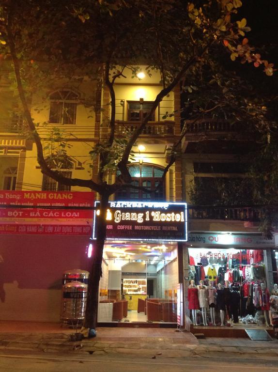 Hostel miễn phí ở Hà Giang