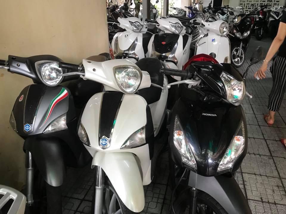 rent motobike in hue
