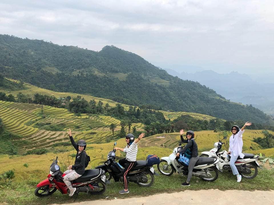 Thuê xe máy đi Phượt Hà Giang