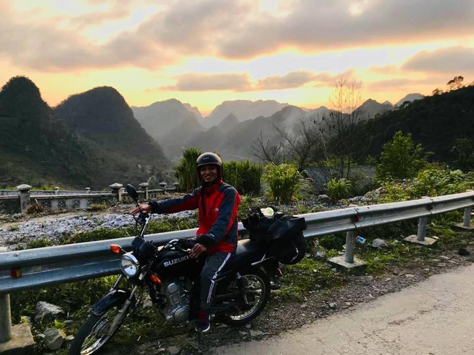 Thuê xe ôm du lịch Hà Giang